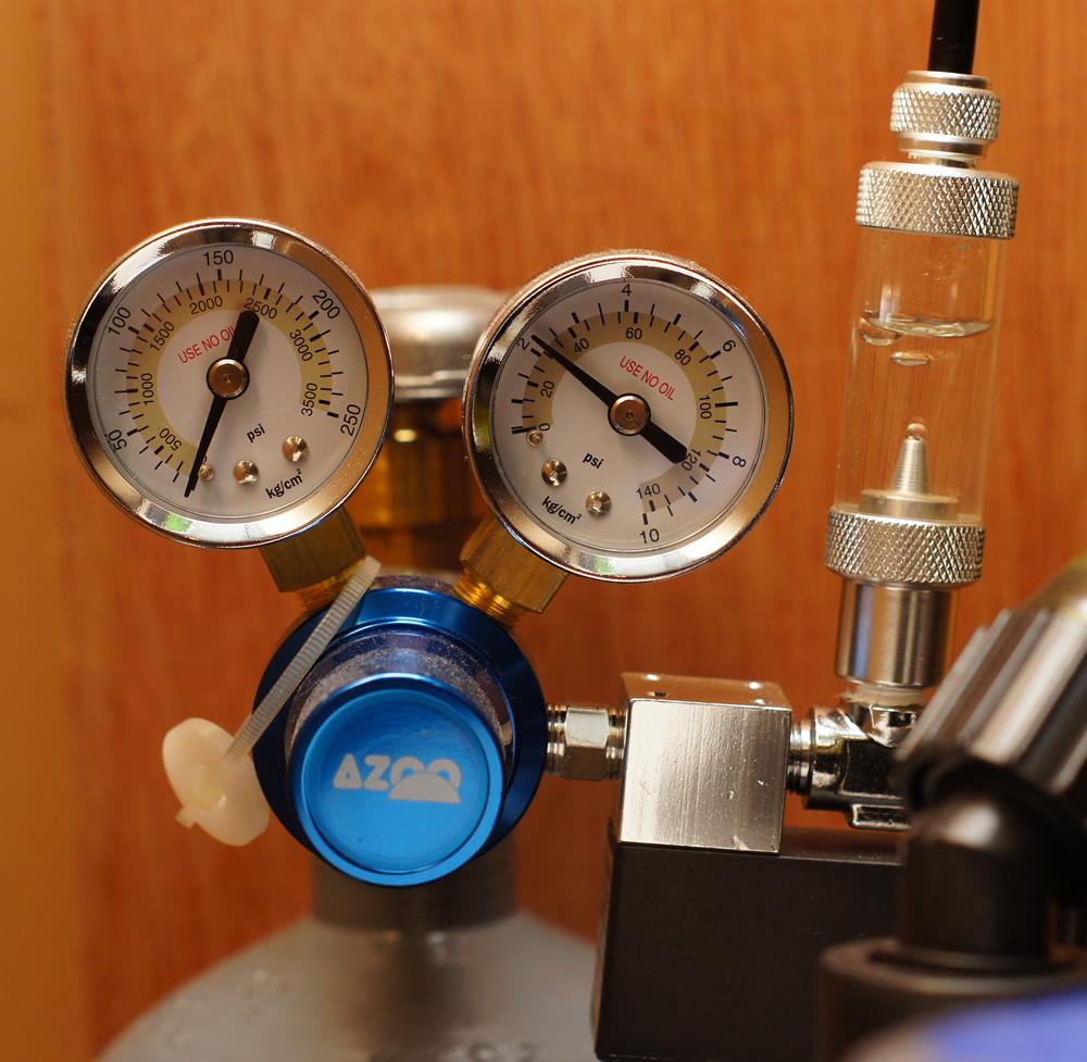 Sistema de CO2 Profesional